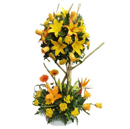 Floreria Dtallos Arreglos Florales Florerias En Lima
